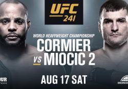UFC 241 Daniel Cormier Stipe Miocic 2