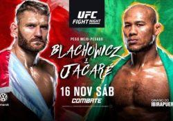 UFC JAcare Blachowicz