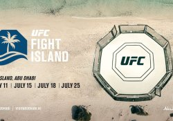 UFC eyja