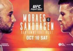 Moraes vs. Sandhagen