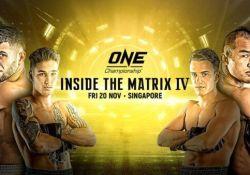 Inside the matrix IV poster