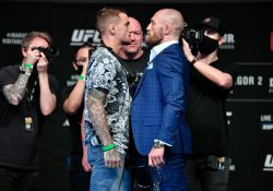 UFC 257: Poirier v McGregor Press Conference