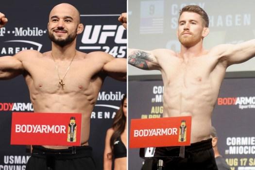 UFC on ESPN+ 37: Make your predictions for Marlon Moraes ...