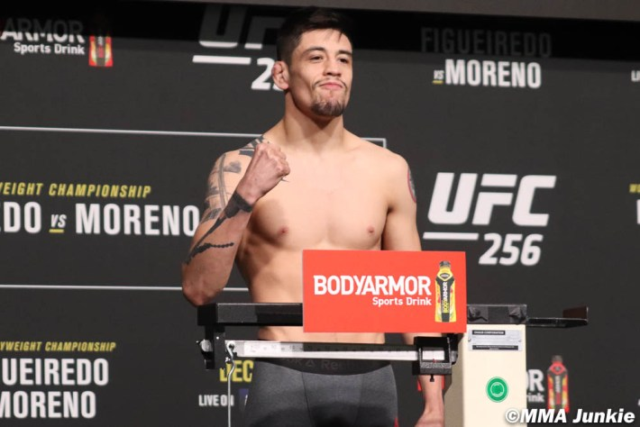Ufc 256 Weigh In Results All Clear Ahead Of Year S Final Pay Per View 47 Sports Club
