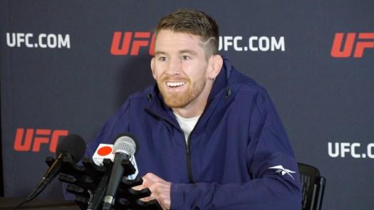 UFC Fight Night 184: Cory Sandhagen thinks title shot on line