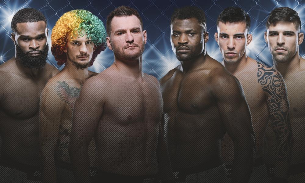 UFC 260 live stream: Miocic vs. Ngannou 2 watch-along