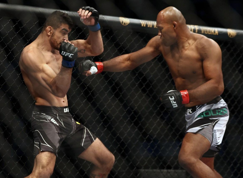 UFC 262 arm break: Jacare Souza schedules surgery after loss