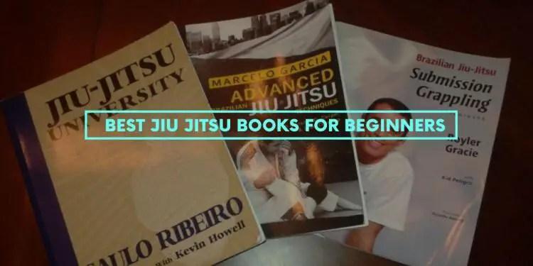 Best Jiu Jitsu Books for Beginners