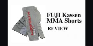 FUJI Kassen MMA Shorts Review