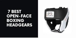 7 Best Open-Face Boxing Headgears
