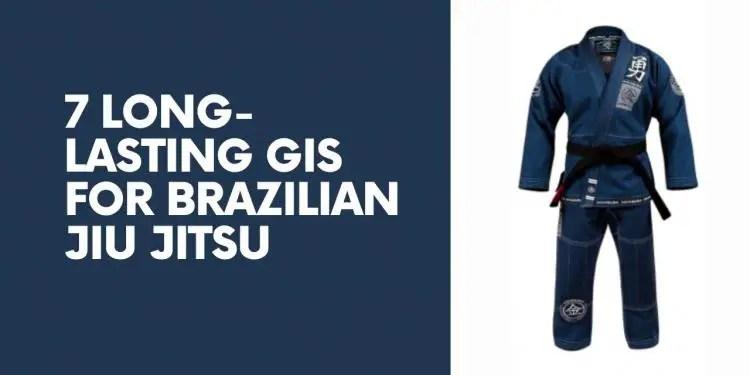 7 Long-Lasting Gis for Brazilian Jiu Jitsu