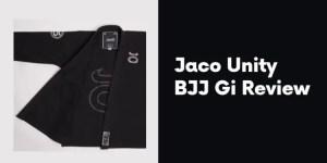 Jaco Unity BJJ Gi Review