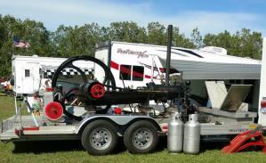 Clio MMAMA tractor show 2016