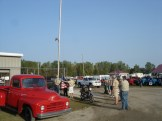 Troop 602 flag ceremony