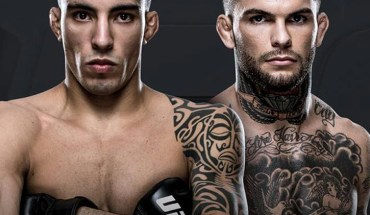 Cody Garbrandt vs. Thomas Almeida UFC Fight Night 88