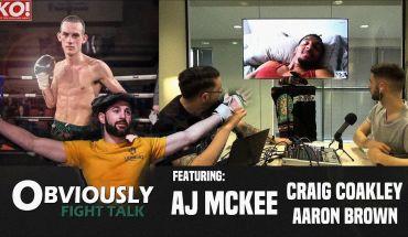 AJ McKee, Loinheart Muay Thai fighters.
