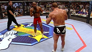Maurice Smith faces Mark Coleman.