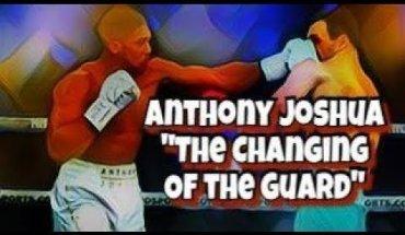 Anthony Joshua vs Wladimir Klitschko breakdown.