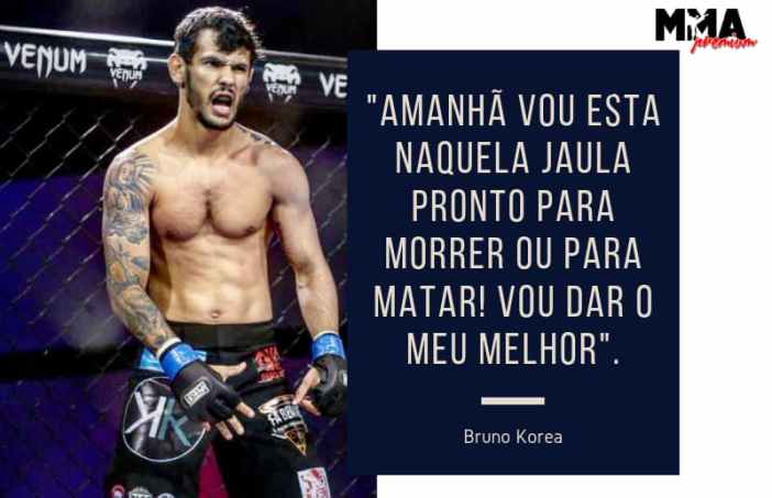 Bruno Korea  FUTURE MMA 7