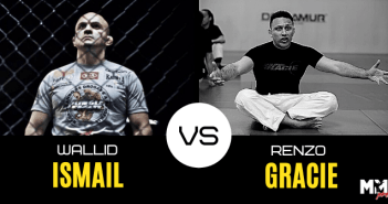 Wallid Ismail vs Renzo Gracie