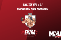 Analise UFC 01: Rick Monstro