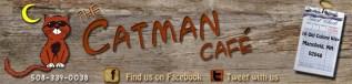Cat Man Logo