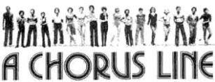 Chorus line