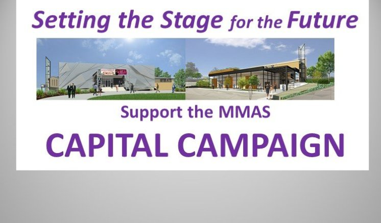 Support the MMAS Capital Campaign