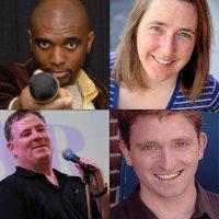 From left clockwise: Corey Manning, Janet McNamara, Steve Donovan and Dave Rattigan
