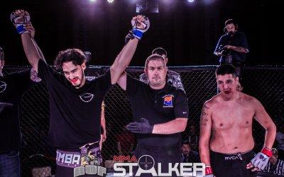 RUF MMA 29 Fight Highlight   Steve Vasquez vs Joseph Gabaldon Jr