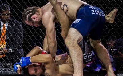 Fight Highlight Photos | Iron Boy MMA 13 Avery Brightwell