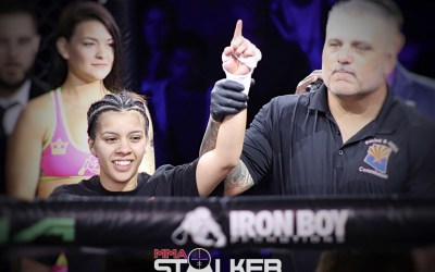 Fight Photos Highlight | Iron Boy MMA 13 Litzy Hernandez