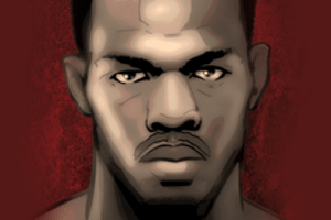 Jon Jones art