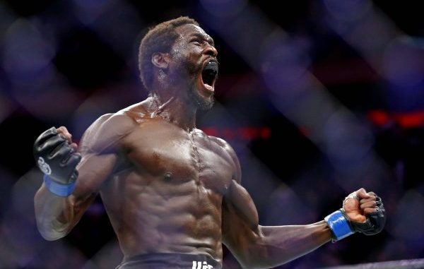 Image result for Jared Cannonier vs. Anderson Silva