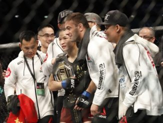 HYDEN BLOG: The Good, The Bad, and The Ugly from UFC Shenzhen