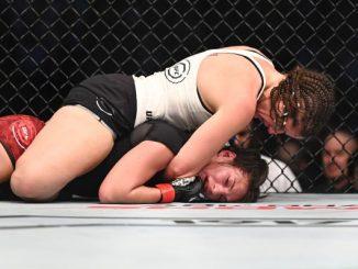 UFC 242 prelim