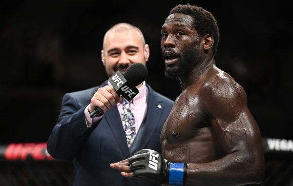 MMA: UFC Fight Night-Copenhagen-Hermansson vs Jared Cannonier