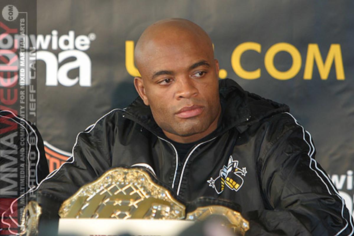 Anderson Silva UFC 82