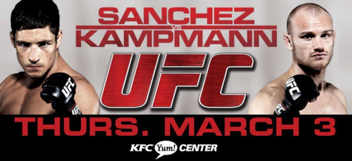 UFC on Versus 3