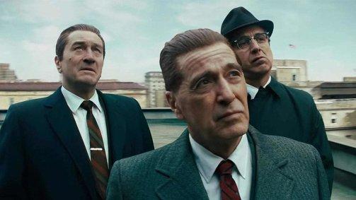 Passpod, Rekomendasi Film Serial Netflix, The Irishman