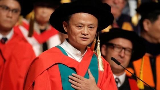 Cara Tak Biasa Jack Ma Jadi Filantropis Bersama Alibaba - Tirto.ID