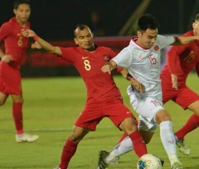 Hasil Timnas Indonesia Vs Vietnam   Kekalahan Keempat Garuda