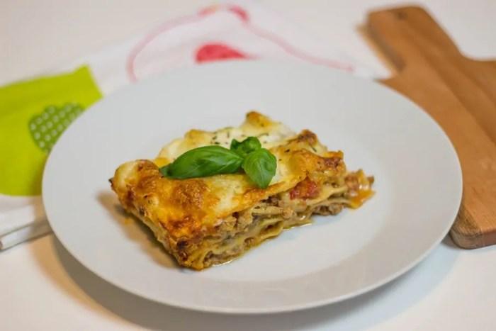 mmcooking, prosta, lasagne