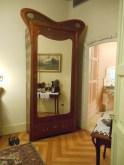 38 Mirrored wardrobe