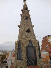 8 Rooftop spire