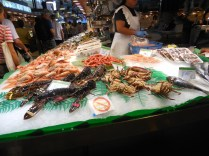 Crustaceans & shellfish