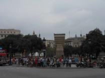 Placa de Catlunya a