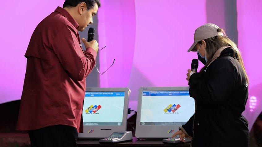 CNE activará más de 5 mil centros de votación para primarias del PSUV