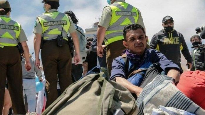 responsabilizan a pinera por xenofobia contra venezolanos 85163