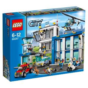 Купить LEGO City Конструктор Полицейский участок 60047 - детские товары LEGO в интернет-магазине OZON.ru, цена lego city конструктор полицейский участок 60047